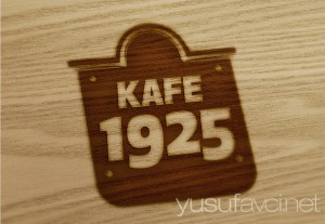 Cafe logo tasarımı