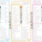 Adobe Tasarım Programları Tools illustrator photoshop indesign araçların kullanımı anlamları