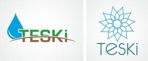 Tekirdağ Su ve Kanalizasyon İdaresi TESKİ logo çalışma örnekleri