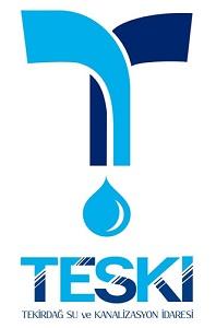 Tekirdağ Su ve Kanalizasyon İdaresi TESKİ logo çalışması