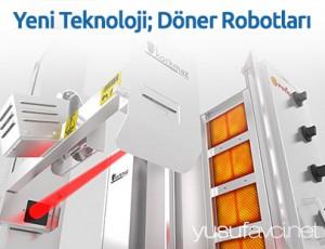 Döner Robotu Korkmaz Mekatronik