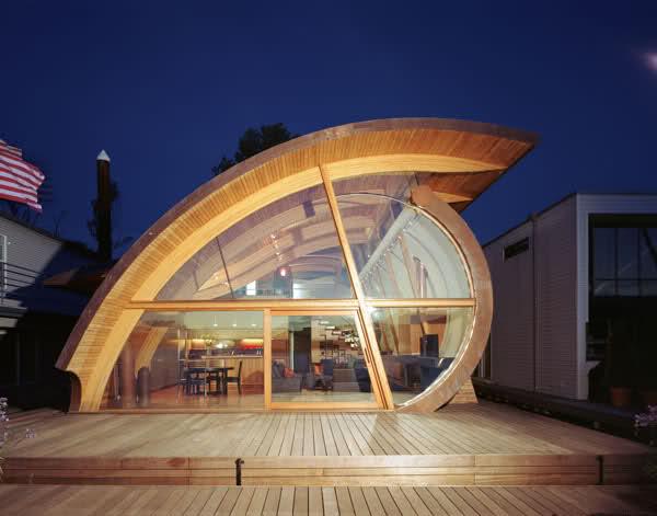 İlginç Ev Tasarımları
