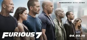 Öfkeli Furious 7 İzle Posteri