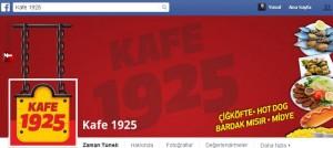 Cafe facebook tasarımı