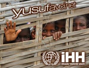 Paylaşmak Kardeşliktir, İnsan Kazanın. Afrika Yardım Filistin Suriye