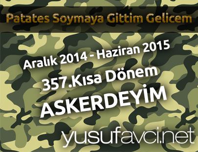 357.Kısa Dönem Askerlik Grafik Tasarım