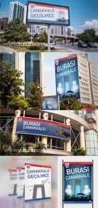 Çanakkale Dardanel Açıkhava Tasarımlar