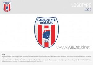 Çanakkale Dardanel Yeni Logosu Vektörel ve Png Formatı