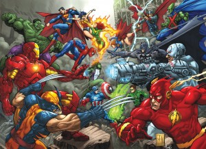 Marvel mi DC mi