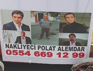 Nakliyeci Polat Alemdar